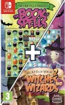 Secrets of Magic : The Book of Spells + Secrets of Magic 2 : Witches and Wizards d'occasion (Switch)
