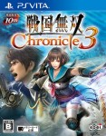 Samurai Warriors Chronicles 3 (import japonais) d'occasion sur Playstation Vita