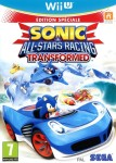 Sonic & All Stars Racing Transformed d'occasion (Wii U)