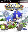 Sonic Generations d'occasion sur Playstation 3