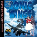 Sonic Wings 2 (import japonais) d'occasion (Neo Geo CD)