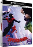 Spider-Man : New Generation 4K d'occasion (BluRay)
