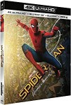 Spider Man : Home Coming 4K d'occasion (BluRay)