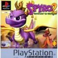 Spyro 2 : Gateway to Glimmer Platinum d'occasion (Playstation One)