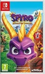 Spyro Reignited Trilogy   d'occasion (Switch)