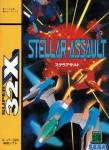 Stellar Assault (import japonais) en boîte d'occasion (32 X)