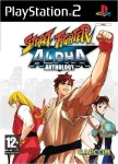 Street Fighter : Alpha anthology d'occasion (Playstation 2)