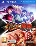 Street Fighter X Tekken sous blister d'occasion sur Playstation Vita