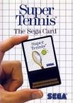 Super Tennis Sega Card (En Boîte) d'occasion (Master System)