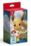 Pokémon: Let's Go, Evoli! et PokéBall Plus en boîte d'occasion (Switch)