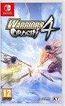 Warriors Orochi 4  d'occasion (Switch)
