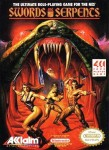 Swords and Serpents d'occasion (NES)