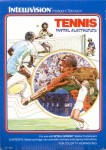 Tennis d'occasion (Mattel Intellivision)