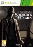 Le Testament de Sherlock Holmes d'occasion (Xbox 360)