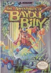 The Adventures of Bayou Billy en boîte d'occasion sur NES