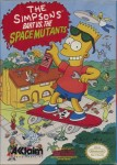 The Simpsons : Bart Vs The Space Mutants d'occasion sur NES