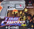 Time Crisis et Pistolet GCon  d'occasion (Playstation One)