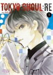 Tokyo ghoul : Re - Tome 1 d'occasion (Librairie)