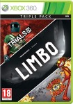 Triple Pack: Trials + Limbo + Splosion Man d'occasion (Xbox 360)