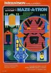 Tron: Maze-A-Tron en boîte  d'occasion (Mattel Intellivision)