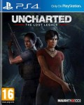 Uncharted : Lost Legacy d'occasion sur Playstation 4