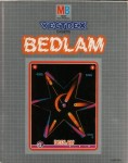 Bedlam d'occasion (Vectrex)