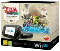 Console Nintendo Wii U - Édition Limitée The Legend of Zelda: The Wind Waker HD en boîte  d'occasion (Wii U)