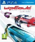 WipeOut Omega Collection d'occasion (Playstation 4 )
