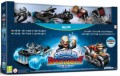Skylanders Superchargers Dark Edition (Pack de Démarrage) en boîte  d'occasion (Wii U)