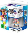 Super Smash Bros. for Wii U + Amiibo Mario en boîte sous blister d'occasion (Wii U)