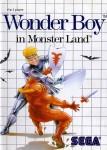 Wonder Boy in Monster Land (En Boite) d'occasion (Master System)