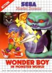 Wonder Boy in Monster World (En Boite) d'occasion (Master System)