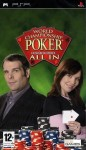 World Championship Poker: Featuring Howard Lederer - All In  d'occasion sur Playstation Portable