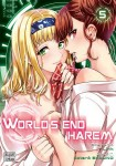 World's End Harem - Tome 5 d'occasion (Librairie)