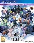 World of Final Fantasy d'occasion sur Playstation Vita