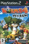 Worms 4: Mayhem d'occasion (Playstation 2)