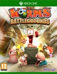 Worms Battlegrounds d'occasion (Xbox One)