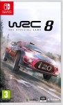 WRC 8  d'occasion (Switch)