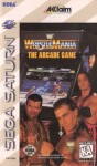 WWF Wrestlemania: The Arcade Game (import USA) d'occasion (Saturn)