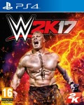 WWE 2K17 d'occasion sur Playstation 4