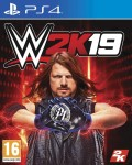 WWE 2K19  d'occasion sur Playstation 4