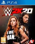 WWE 2K20   d'occasion (Playstation 4 )