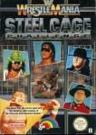 WWF wrestlemania steel cage challenge d'occasion (NES)