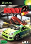Burnout 2 point of impact d'occasion sur Xbox