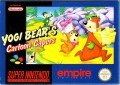 Yogi bear cartoon capers d'occasion (Super Nintendo)