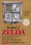 The Legend of Zelda d'occasion (NES)