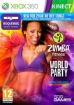 Zumba Fitness World Party d'occasion (Xbox 360)