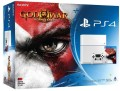 Revendre Console Playstation 4 Blanche (500 Go) + God of War III Remastered - Estimation
