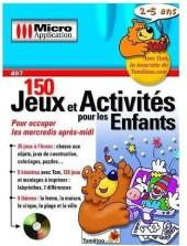 150 jeux et activites pour les enfants 2 5 ans - jeux pc