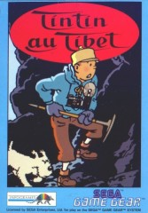 Tintin au tibet - Game Gear